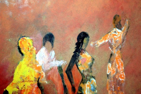 Bailarinas, J.Guevara