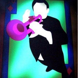 M.Lodola, Trombettista