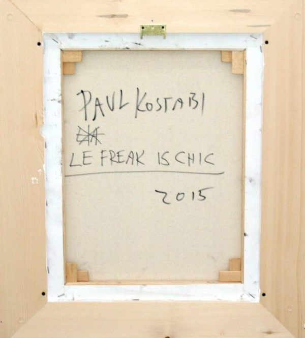 Paul Kostabi, Le freak is chic