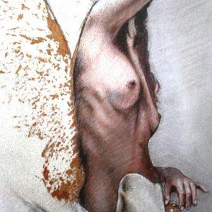Ivo Batocco, La nascita di Eva
