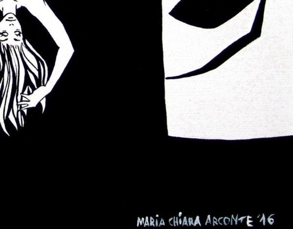 Maria Chiara Arconte, Appesa