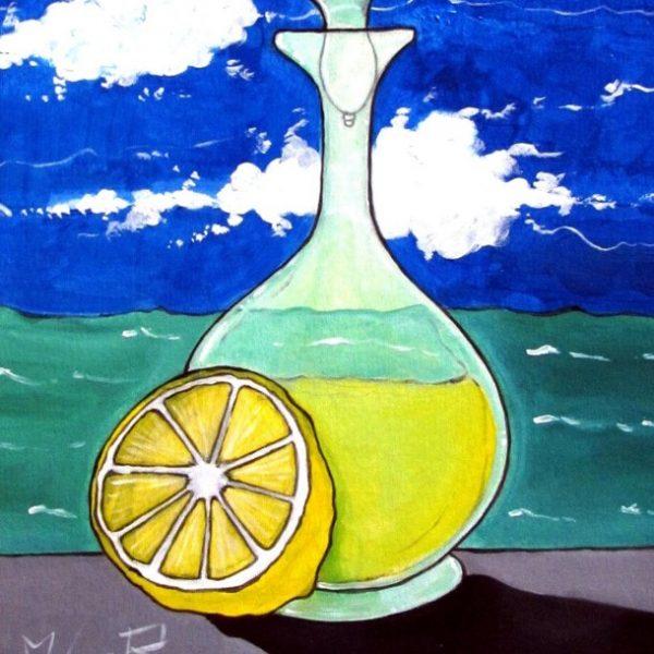 Rubens Fogacci, Il limoncello