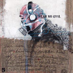 Sunar Sugiyou, Hear no evil