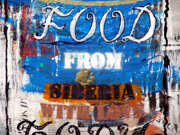 Ludmilla Radchenko, Siberian Soup Blue