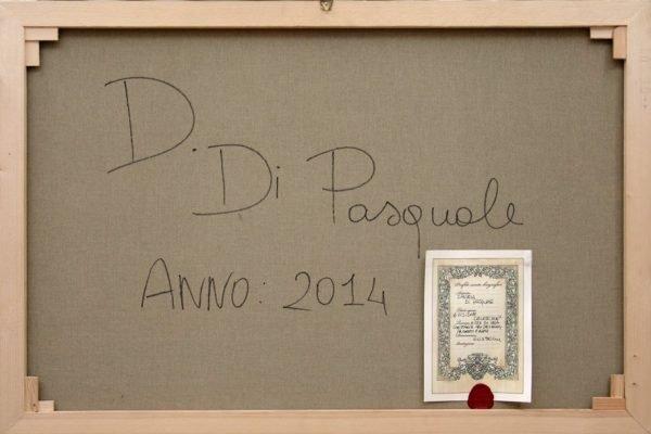 Daniela Di Pasquale, Visione celestiale