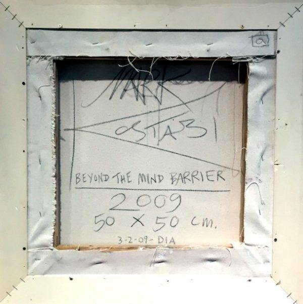 Mark Kostabi, Beyond the mind barrier