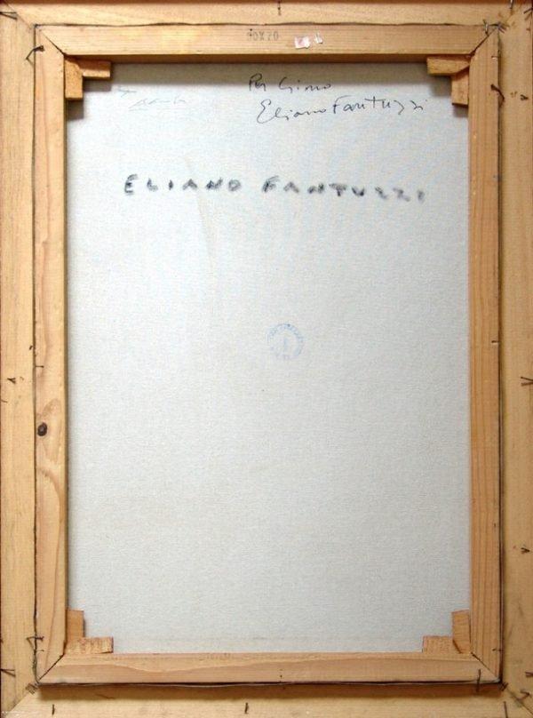 Eliano Fantuzzi, senza titolo