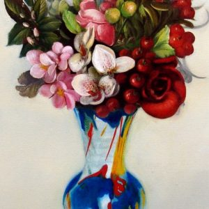 Mauro Mazziero, I fiori di Luigina