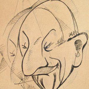 Uberto Bonetti, Luigi Pirandello