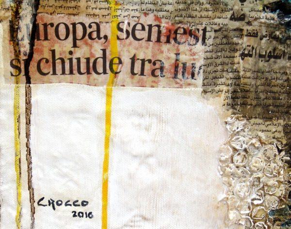 Franco Crocco, Autunno in chiaroscuro