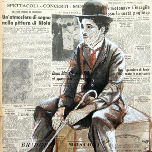 Carlo Capone, Charlie Chaplin in attesa