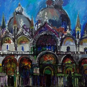 Angelo Giannelli, San Marco