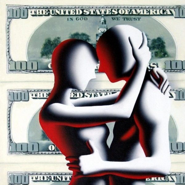 Mark Kostabi, All you need is love