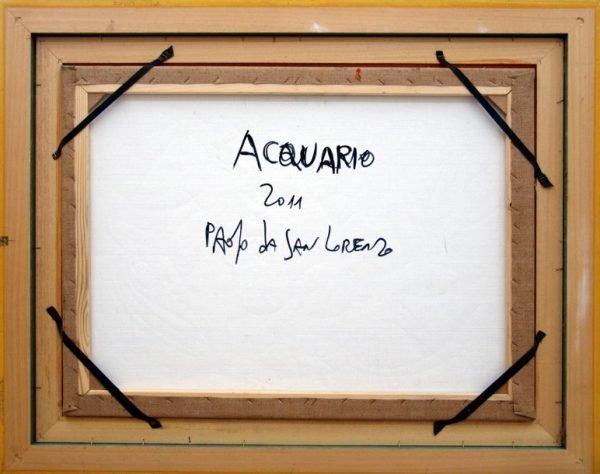Paolo Da San Lorenzo, Acquario