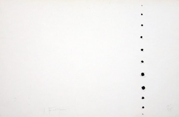 Lucio Fontana, Concetto spaziale